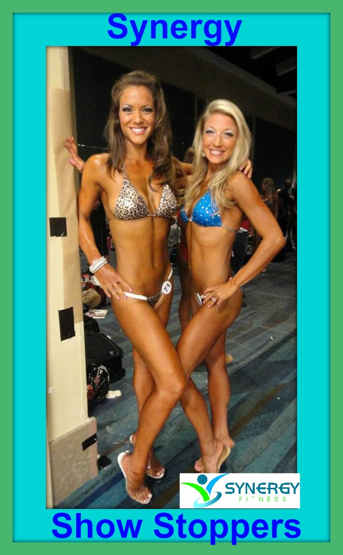 Synergy Show Stoppers Bikini Models